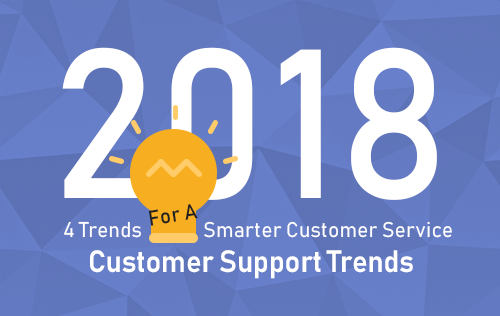 4 Trends for a Smarter Customer Service