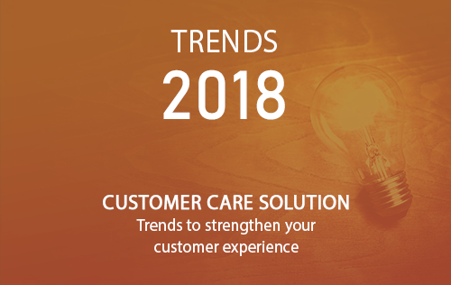 Customer Care Solution Trends to Strengthen your Customer Experience