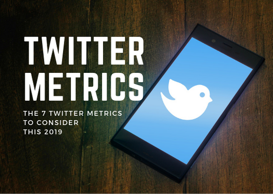 The 7 Twitter metrics you should track in 2019