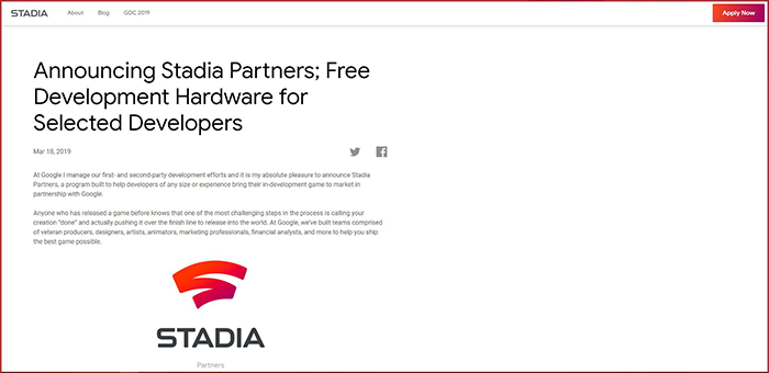 Image Source: https://stadia.dev/blog/announcing-stadia-partners-free-development-hardware-for-selected-developers/