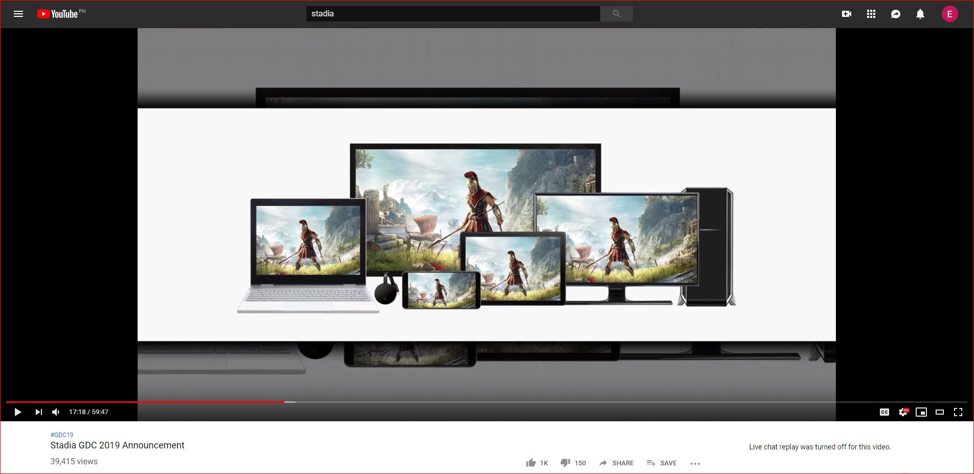 Entering Stadia: Google's Cloud-based Gaming Service