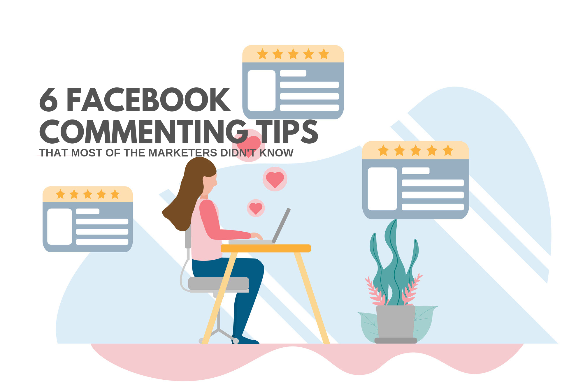 6 Facebook Commenting Tips That Most Marketers Didn't Know