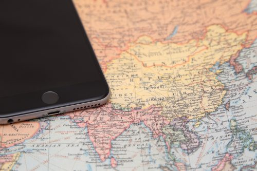 Mobile Device Market Share and Mobile Data Speeds in Southeast Asia